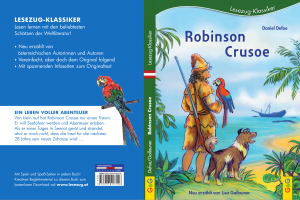 Robinson Crusoe Umschlag
